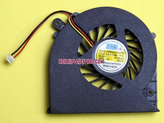 Toshiba Satellite C850 C875 C870 L850 L870 3 PIN Version 1 Fit Part Numbers MG62090V1-Q030-S99 MF60090V1-C450-G99 CPU Cooling Fan