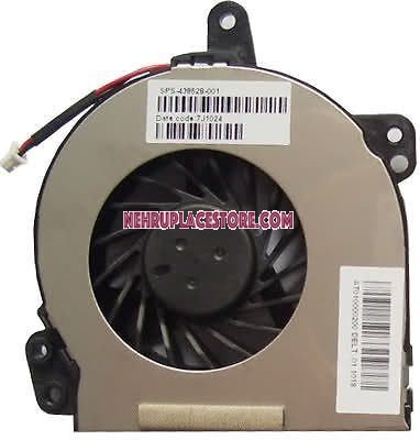 HP 500, 510, 520, 530, 540, Presario C700 Laptop Cooling  Fan