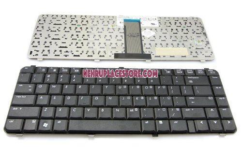 HP CQ510 CQ610 Compaq 511 515 516 610 615 6530S Replacement Laptop Keyboard