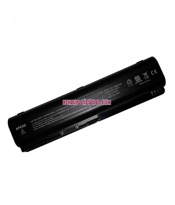 Apexe 4400 mAh Laptop Battery For Hp Dv4-1102tu