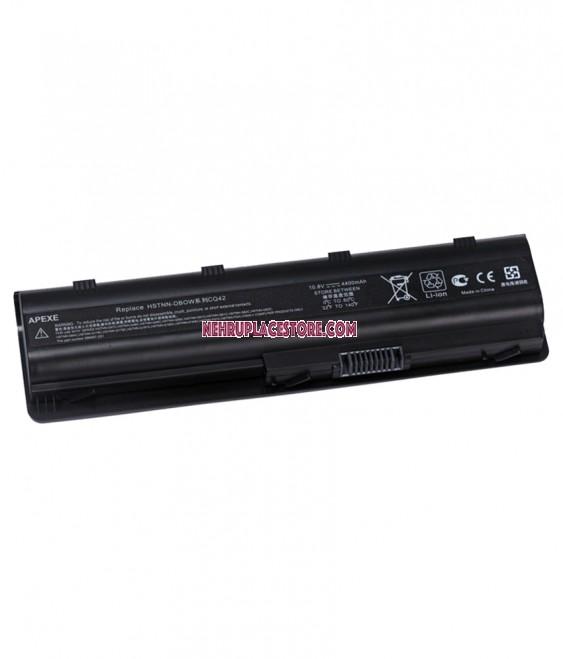 Apexe Laptop Battery For HP CQ42-451TU - Black