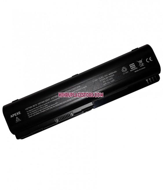 Apexe 4400 mAh Laptop Battery For Hp Dv4-3124tx