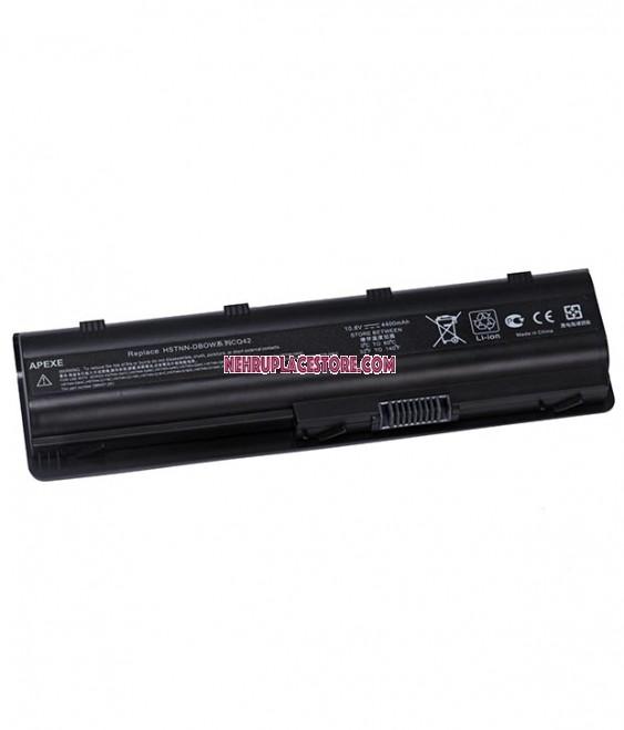 Apexe Laptop Battery For HP CQ42-359TU - Black