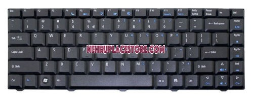 Acer eMachines D725 Laptop Keyboard