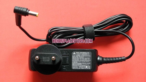 40W Acer Aspire One D260-13042  Mini 19V 2.15A Yellow Pin Laptop Power Adapter/Charger