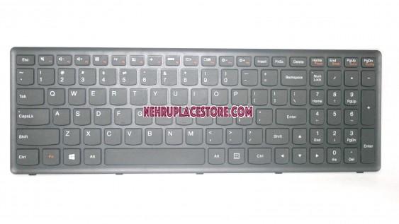 IBM Lenovo Ideapad G500s G505s keyboard with black frame