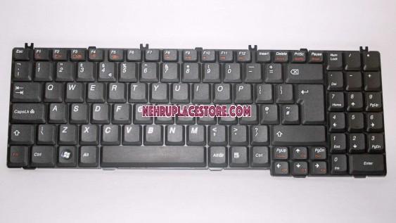 Laptop Keyboard for IBM  Lenovo G550 G550A G550AX G550M  UK 25-010427