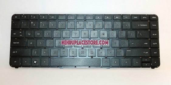 Hp Pavilion G4-1000 G4-2000 G6-1000 G6-1B G6-1D Black Keyboard HP black laptop replacement keyboard