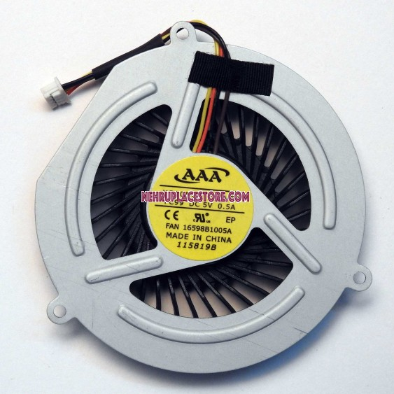 New Replacement Fan for Lenovo IBM IdeaPad Y470 Y470N Y471 Y471A series laptop.