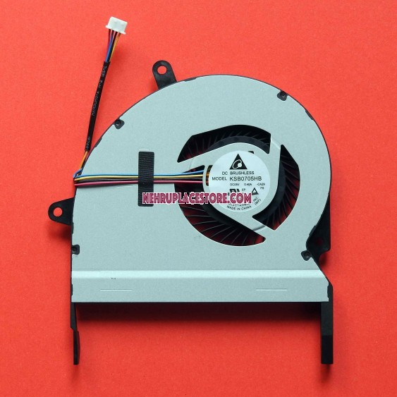 New Cpu Cooler Fan For ASUS X401a Notebook KSB0705HB