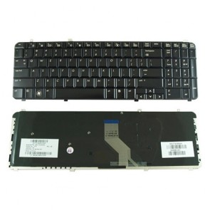 Laptop Keyboard For Hp Pavilion Dv6-2125tx  Black