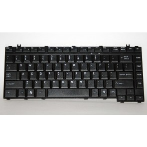 Replacement Black Keyboard for Toshiba  M200 - L200 - M300 - L300 - M205