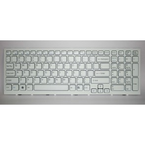 Laptop Keyboard for Sony Vaio PCG-71913L PCG-71914L VPC-EH VPCEH Series (White) VPC-EH35EN, VPCEH35EN