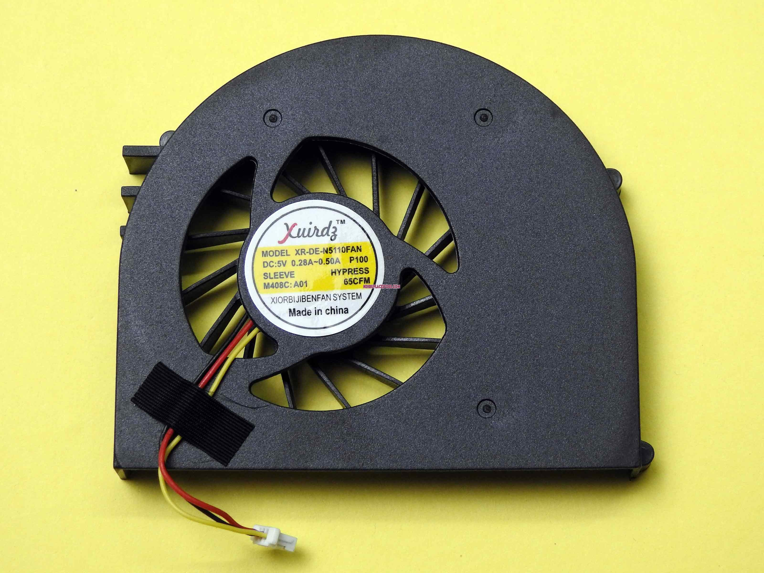 Dell Inspiron 15R N5110 M5110 Laptop CPU Cooling Fan RF2M7