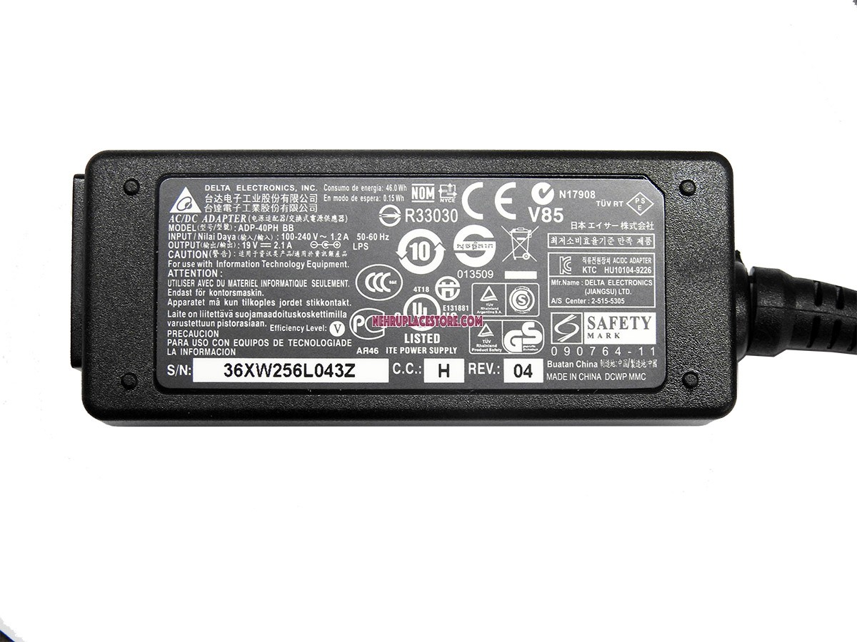 Acer Aspire One Adp