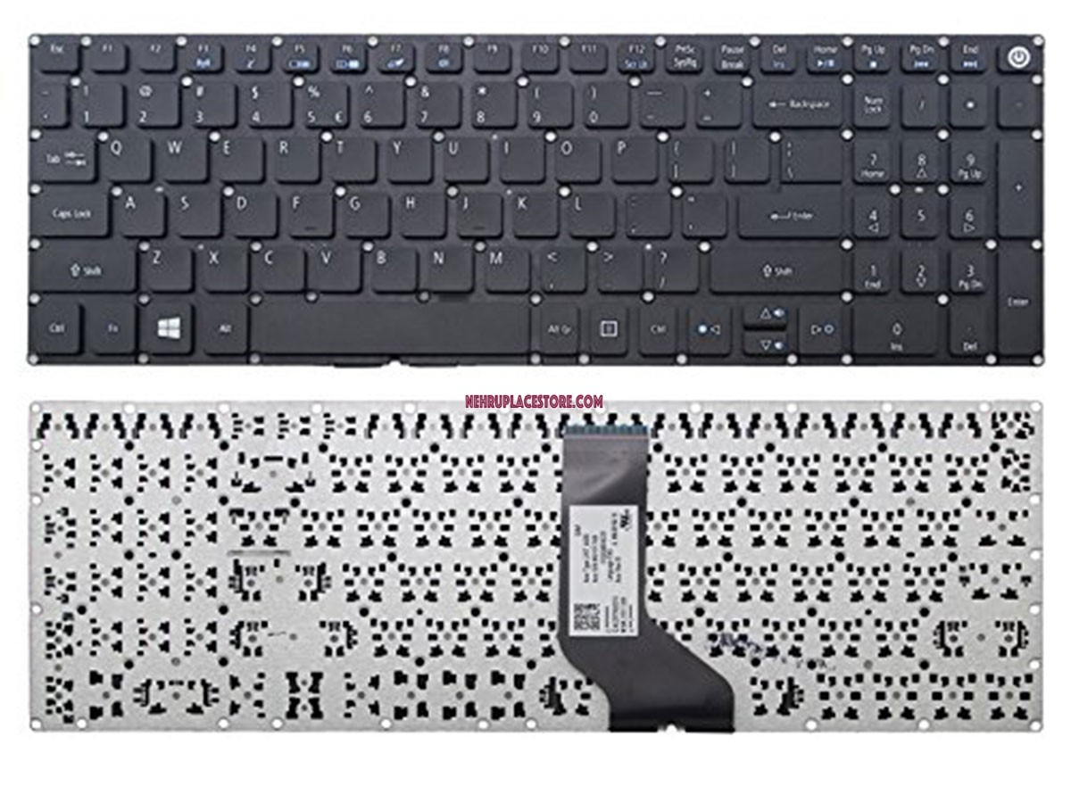 Acer E5 573 Laptop Internal Replacement Keyboard