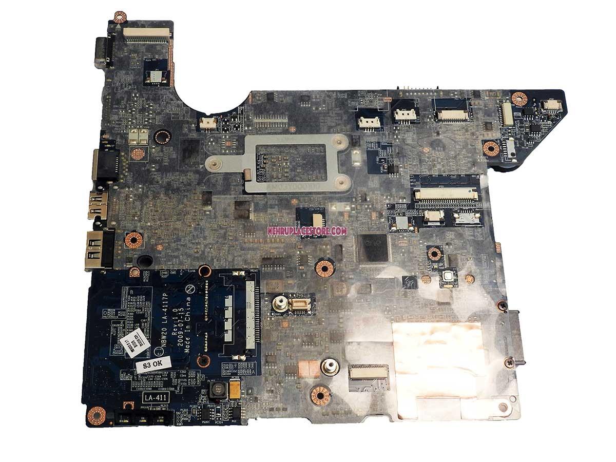 NBW20 LA-4117P Compaq Presario CQ41 AMD UMA MotherBoard - 588017-001