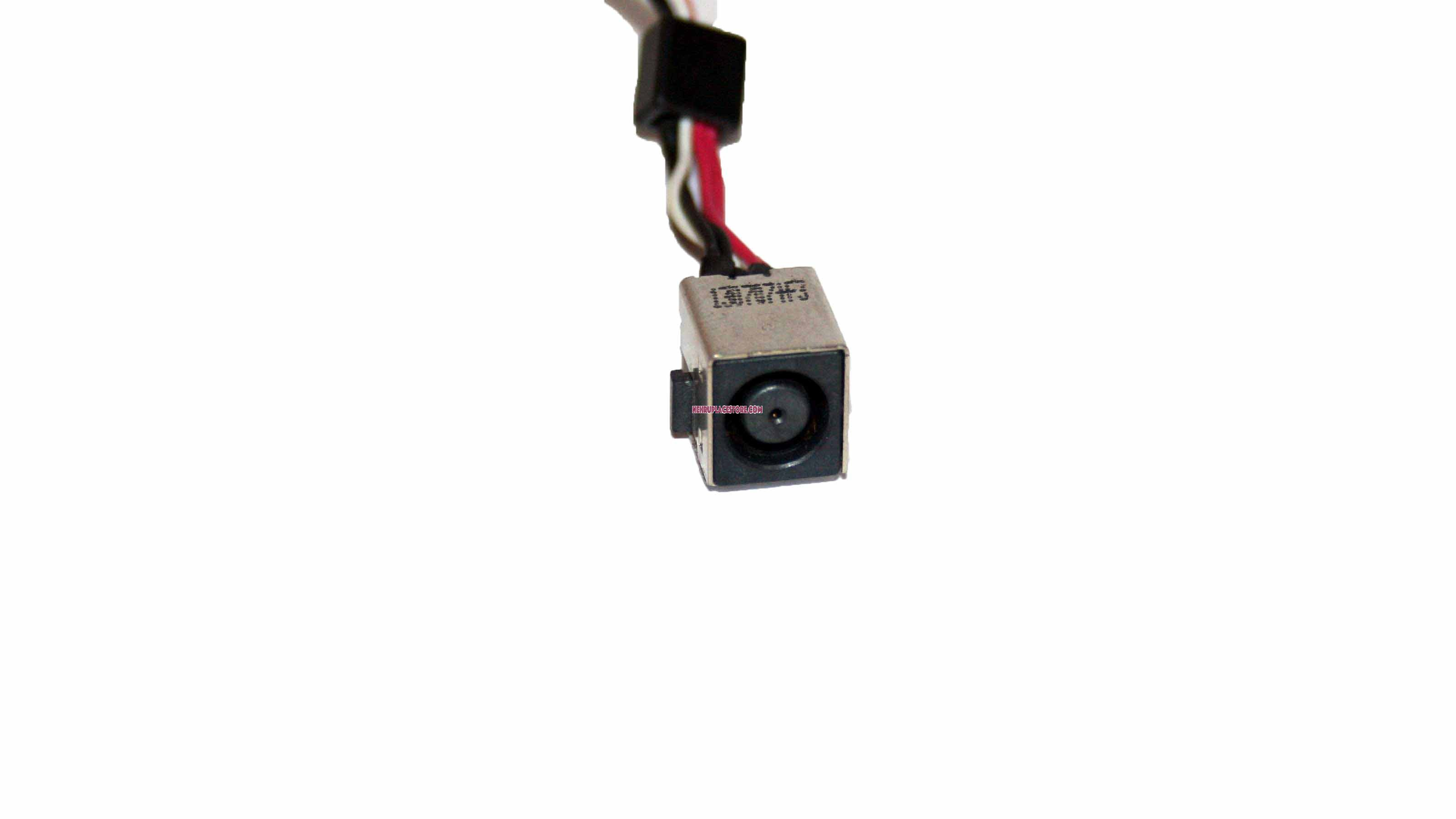 Dell Inspiron 15R (5520 / 7520) DC Power Input Jack Plug Cable - WX67P