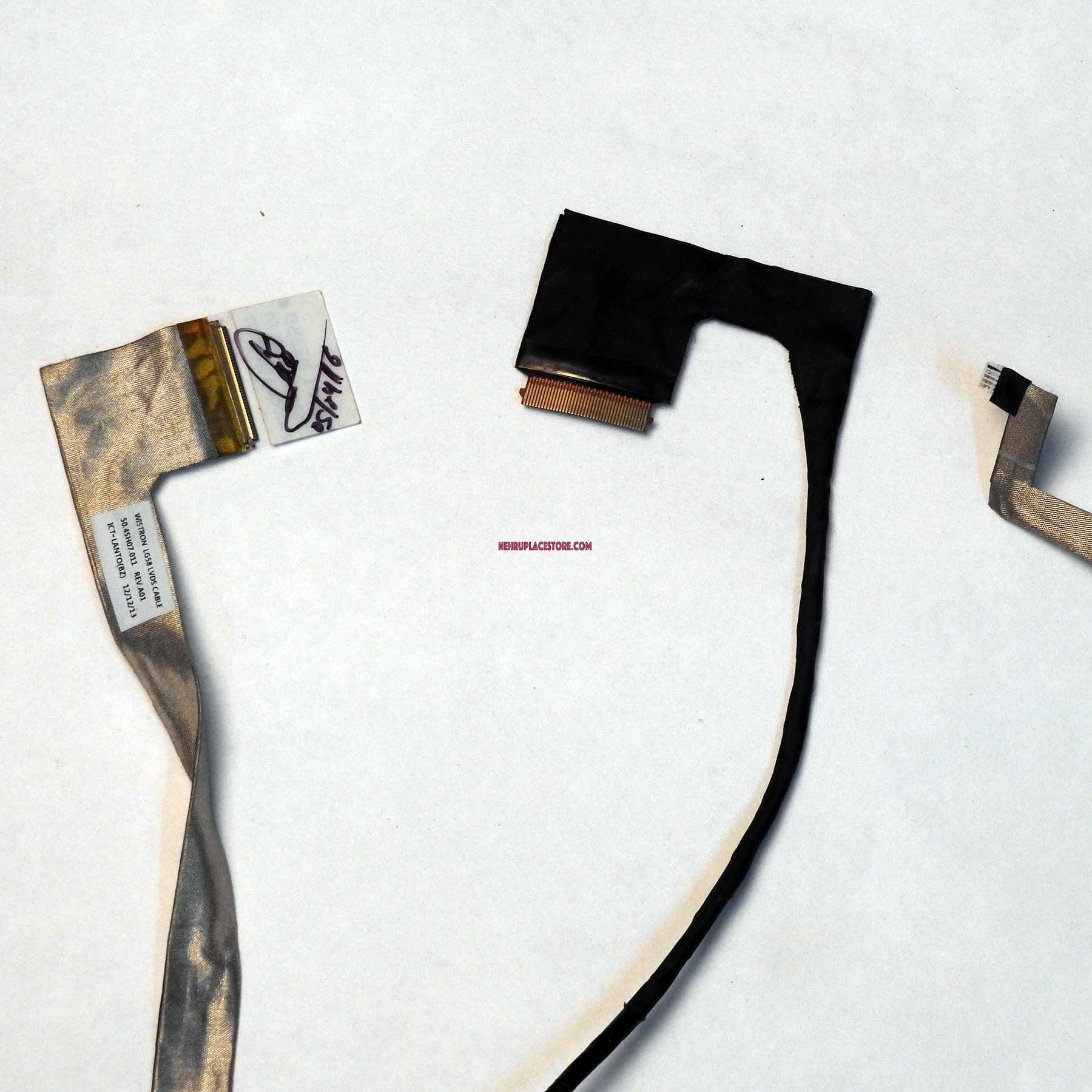 New G580 50 4sh07 001 Lvds Cable For Lenovo G580 G485 Lcd