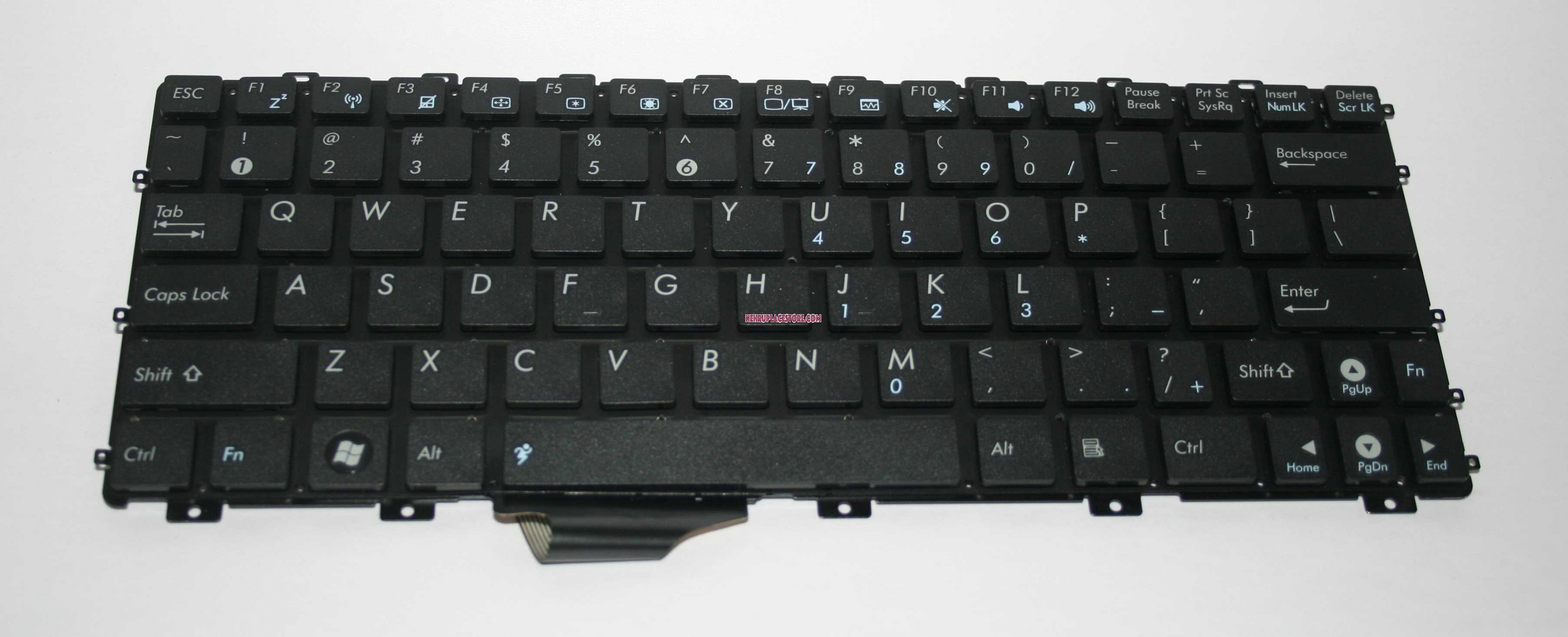 Asus Mini Eee Pc 1015 1015ped 1015pw 1015t Keyboard