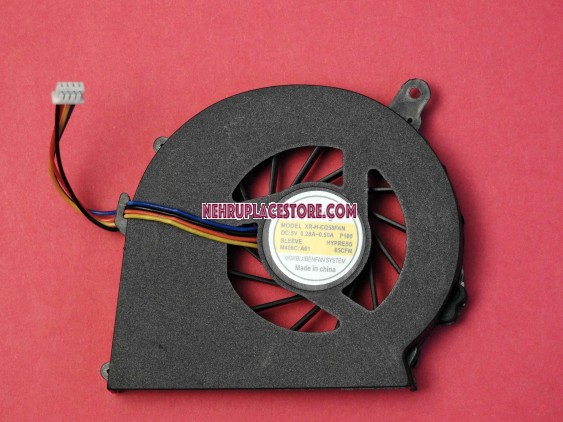 hp 650 655 cq58 fan
