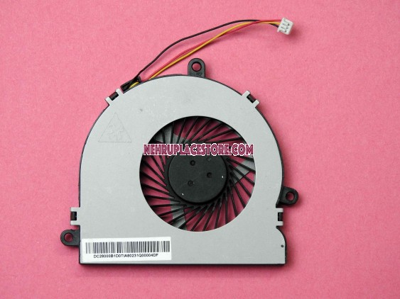 New Dell Inspiron 3521 5521 5537 3721 3737 5721 5737 Laptop CPU Cooling fan