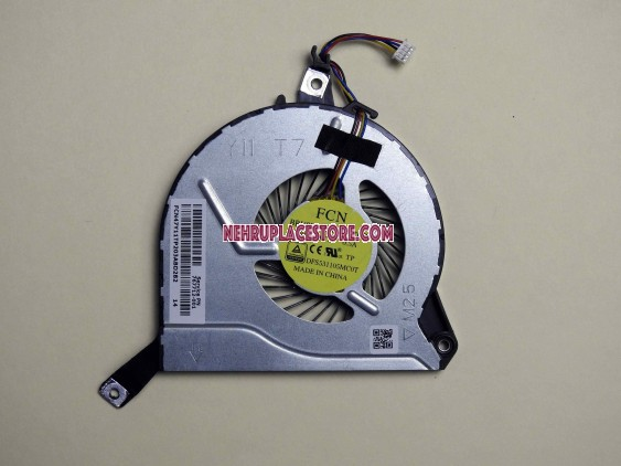 Hp Pavilion 15-P020US Laptop Fan 767712-001 767776-001