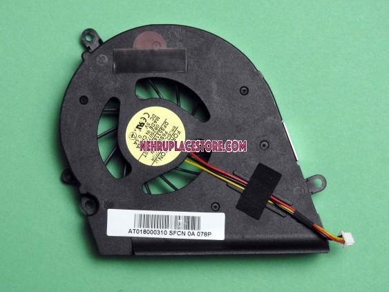 Toshiba Satellite A200 Series K000049730 laptop CPU Cooling fan