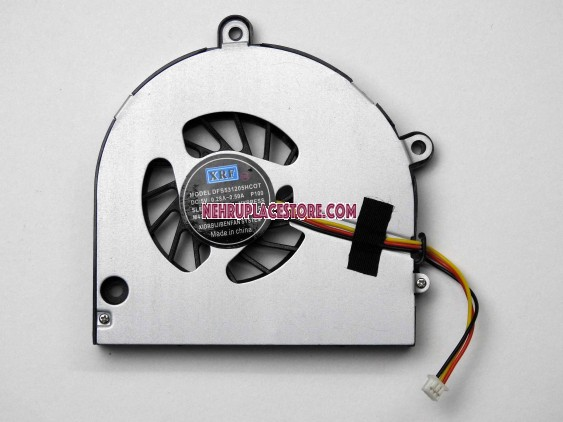 toshiba satellite c660 fan