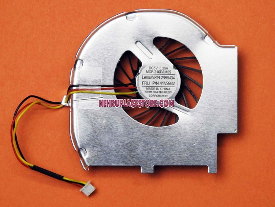 IBM Lenovo T60 T60P Laptop CPU Cooling fan