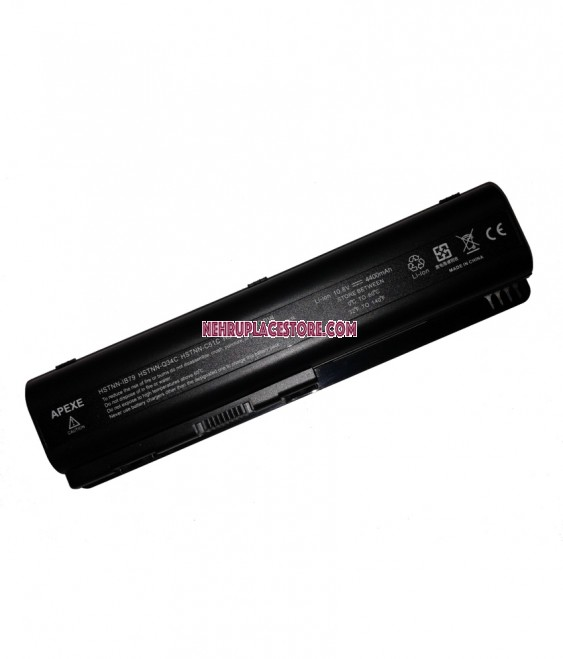 Apexe 4400 mAh Li-ion Laptop Battery For Hp Dv4-1520br