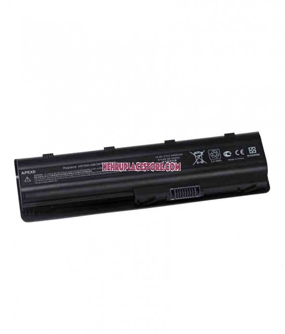 Apexe Rechargeable Li-ion Battery 4400 mAH For Hp Cq42-271tu