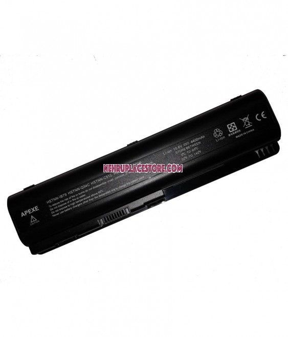 Apexe Rechargeable Li-ion Battery 4400 mAH For Hp Dv4-1199et