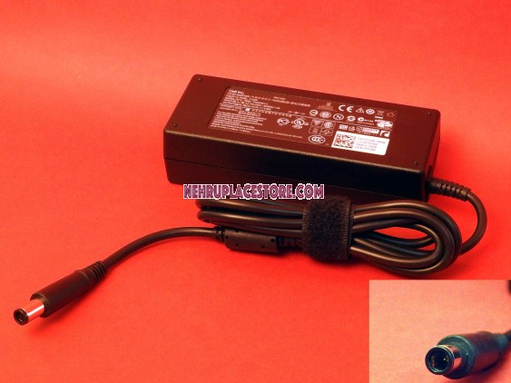 Dell Inspiron E1705 Laptop AC Power Adapter 90W 110-220V without Power Cable