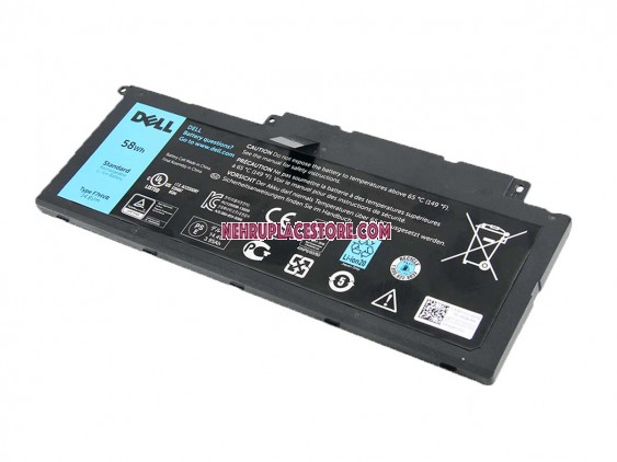 Genuine Dell Inspiron 17 7737 Laptop Original Battery F7HVR