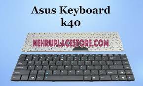 New Laptop keyboard for Asus K40 K40AB K40AF K40C K40ID K40IE K40IJ K43S K43SJ K43SV K43U Black