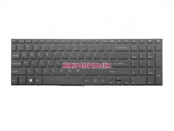 Sony Vaio SVF152A1WW Laptop Keyboard Price