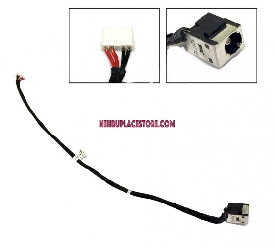 Lenovo IdeaPad Z585 DC-in Power Jack Harness