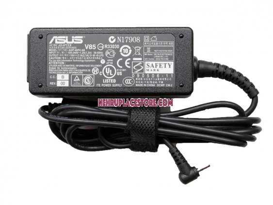 Genuine Asus Eee PC1015 Laptop 19V 2.1A 40W AC Original Adapter