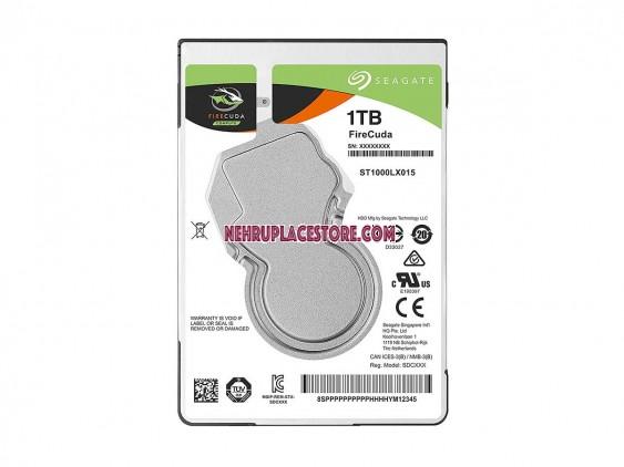 Seagate 1TB Firecuda Compute SATA 6Gb/s Laptop Internal SSHD Hard Disk