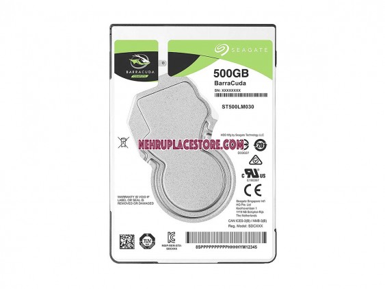 Seagate 500 GB Barracuda Laptop SATA 6Gb/s Internal Hard Disk Price