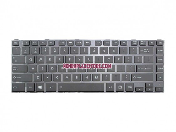 Toshiba Satellite C845 C845D Replacement Keyboard