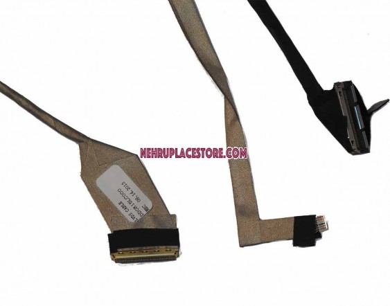 "HP Pavilion G6-1000 series LCD Cable (15"") DD0R15LC000, DD0R15LC010"