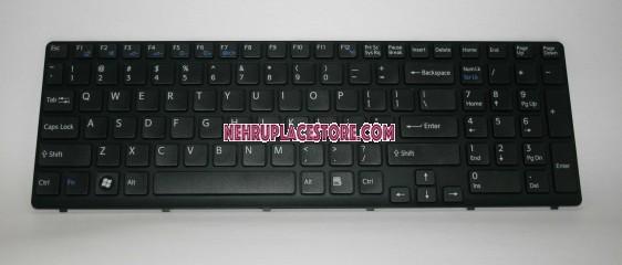 Sony VAIO SVE15113EN Keyboard
