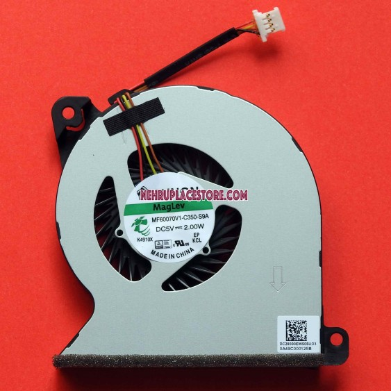 New HP ProBook 450 G2 CPU Fan - MF60070V1-C350-S9A 767433-001