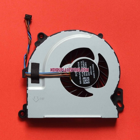 New HP Envy 15 15T Envy 17 Laptop CPU Cooling Fan DFS531105MC0T 6033B0032801