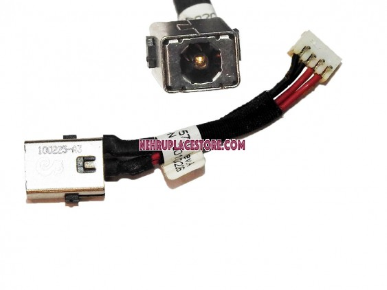 HP MINI 110 210 910 110-1000 110-3000 110-3100 910 DC Power Jack