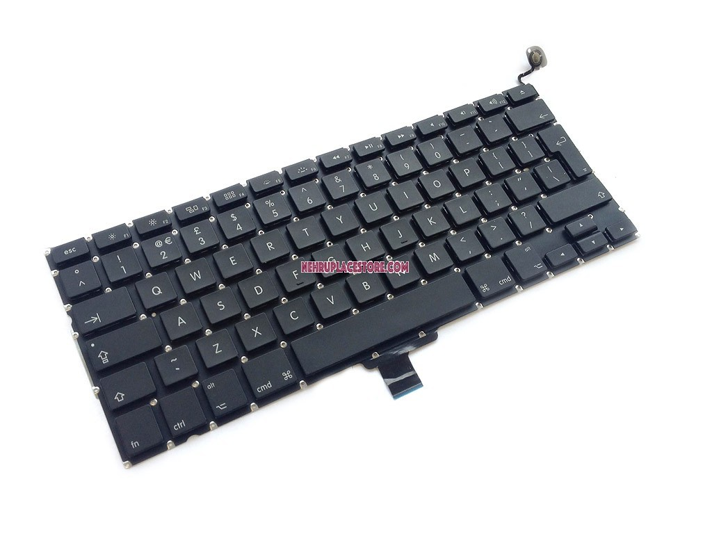 a5d889c7ee9 New UK layout Laptop Keyboard without Frame for Macbook Pro 13