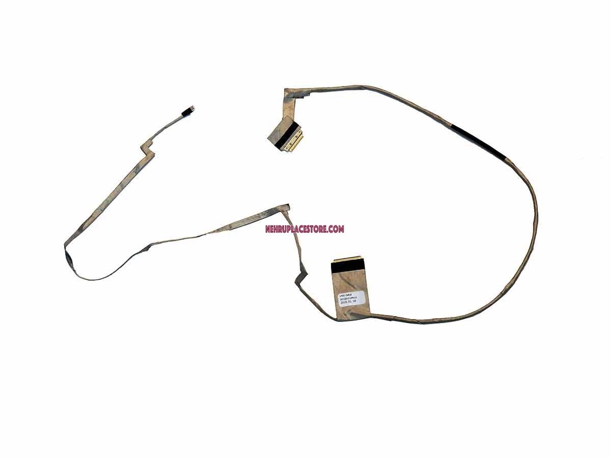 New Original Lenovo G500 G505 G510 Video Lcd Lvds Cable DC02001PR00