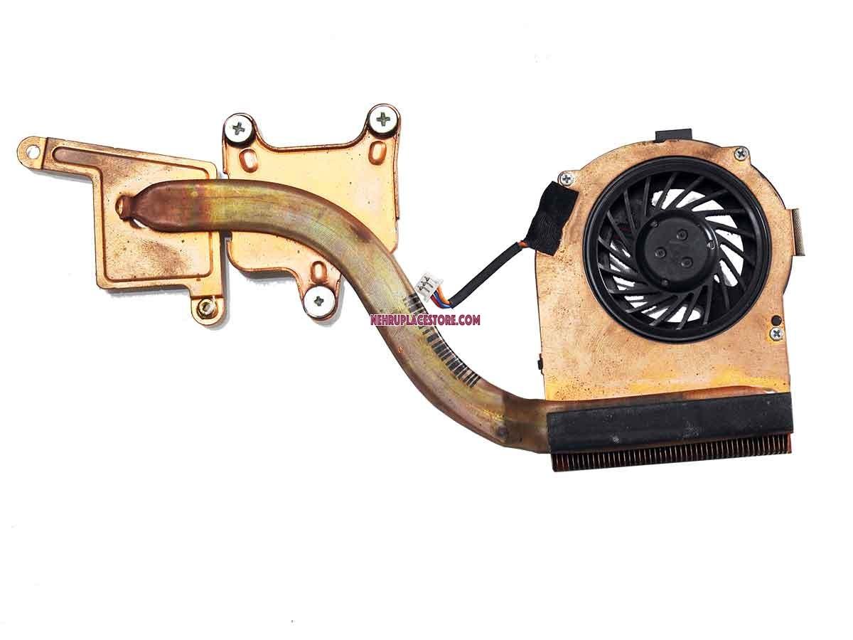 Original Lenovo ThinkPad X201 X201s CPU Cooling Fan with Heatsink